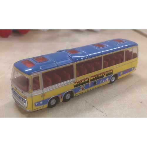 23 - Corgi Magical Mystery Tour coach...