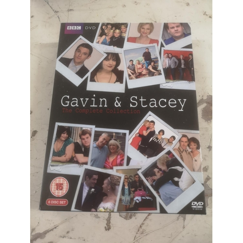 29 - Gavin and Stacey the complete collection DVD box set...