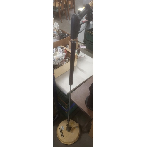 4 - Karcher long handle patio scrubber cleaning attachment...