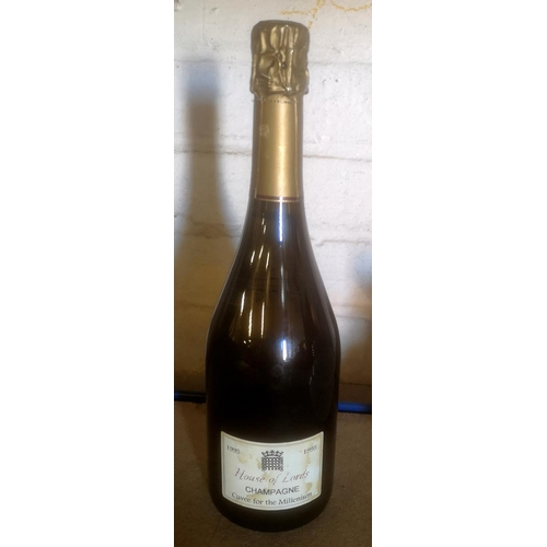 43 - 1995 Granier Ltd House of Lords 'cuvee for the millennium' brut champagne...