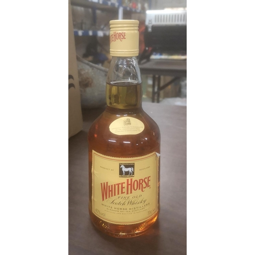 39 - Unopened 70 cl White Horse Scotch whisky...