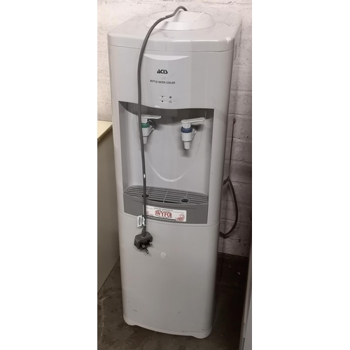 337 - UKV Acis bottled water cooler...