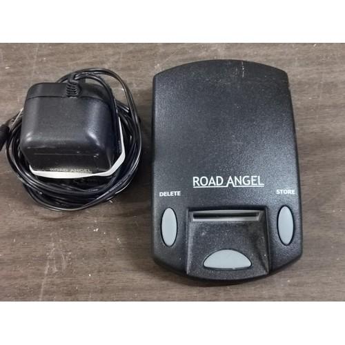 28 - Black Spot Road Angel laser detector...