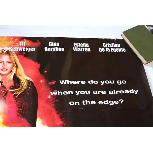 110 - Driven Film Poster - 2001...