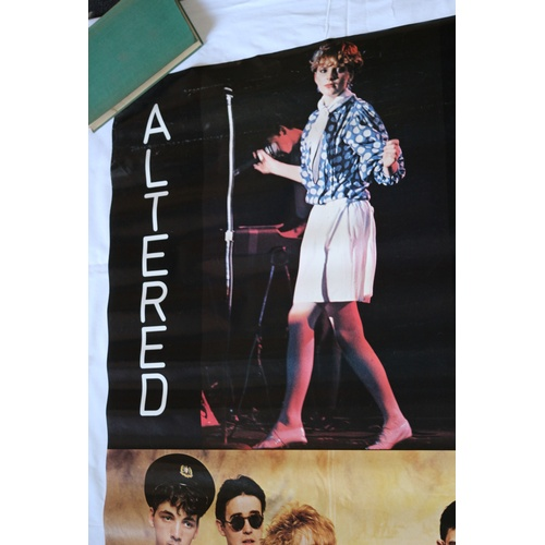 112 - Altered Image Music Poster 1982...