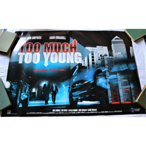 119 - Too Much, Too Young Movie Poster 2007...
