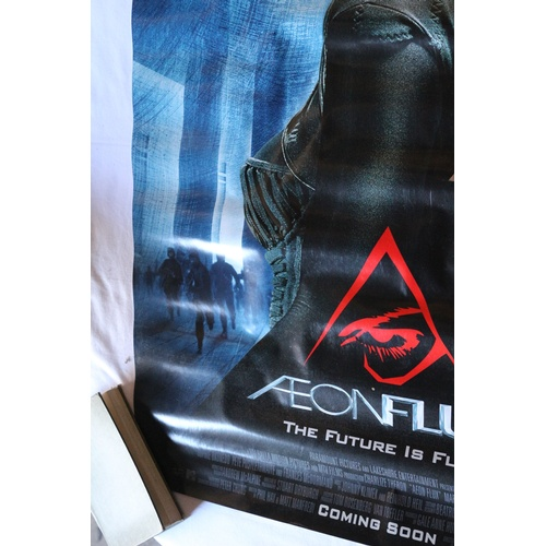 140 - Movie Poster for the Film - Aeon Flux - 2005...