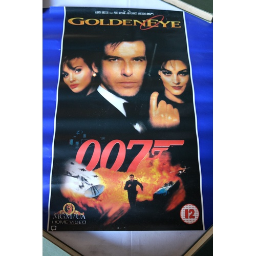 144 - Small Promo Poster for James Bond...