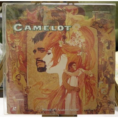 211 - Camelot Laserdisc...