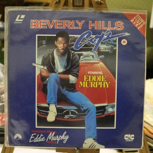 215 - Beverley Hills Cop Laserdisc...