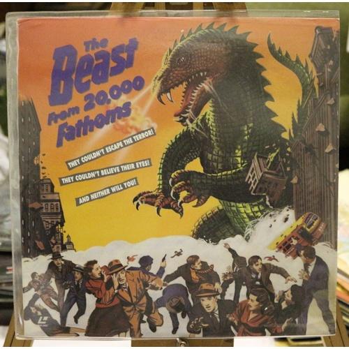 219 - The Beast From 20,000 Fathoms Laserdisc...