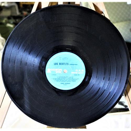 248 - Very Rare Los Beatles Vinyl Album - Argentina...