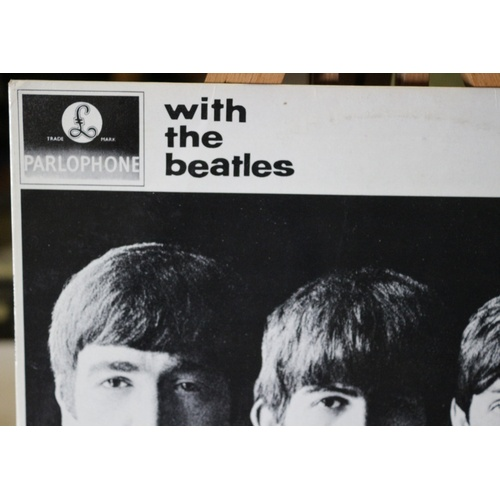 165 - With The Beatles Stereo Album From Czechoslovakia...