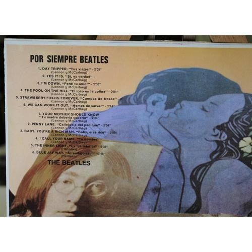 167 - Beatles Por Siempre - Spanish Pressing...