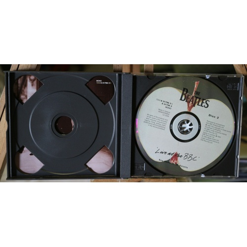 170 - The Beatles - Live at the BBC CD...