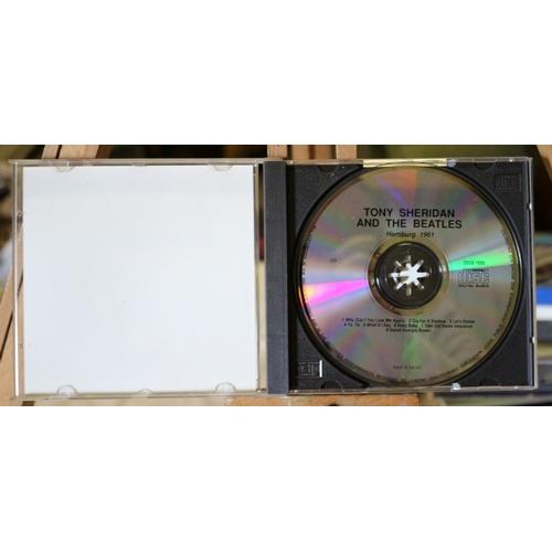 173 - Tony Sheridan & The Beatles Hamburg 1961 CD...