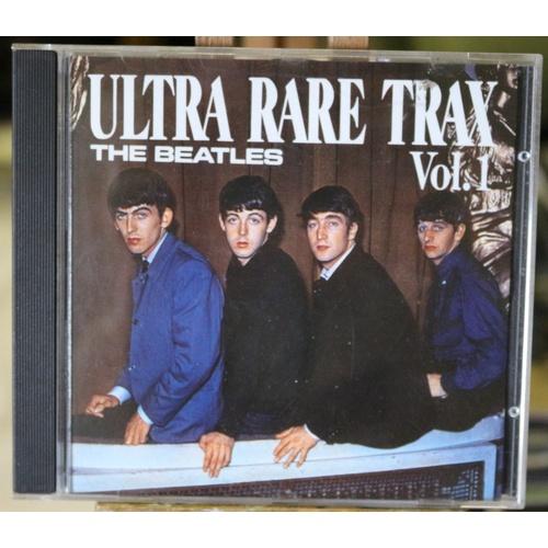 176 - The Beatles - Ultra Rare Trax Vol 1 CD...