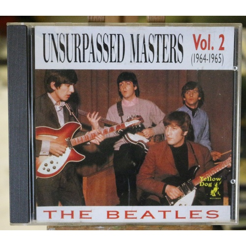 185 - The Beatles - Unsurpassed Masters Vol 2 CD...