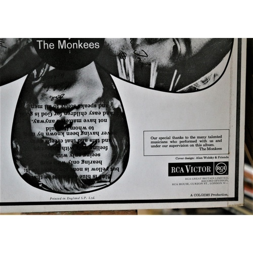 201 - The Birds, The Bees & The Monkees Album 1st Pressing...