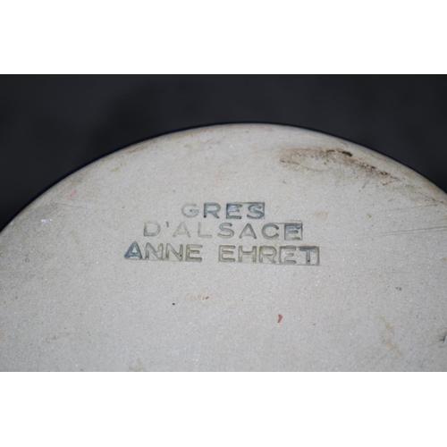 7 - 2 x German Stone Ware Pitcher Jugs