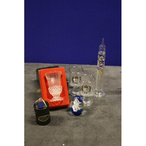 55 - Collection of Glassware