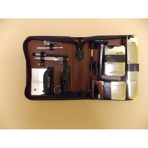 327 - Vanity and Grooming Case...