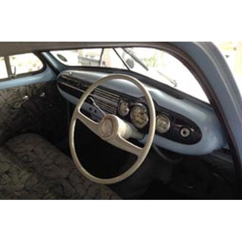 113 - 1955 Skoda 1200 Sedan Registration No: 834 YUA...