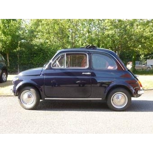 126 - 1972 Fiat 500L...