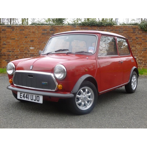 104 - 1987 Austin Mini City E Registration No: E441 UJO...