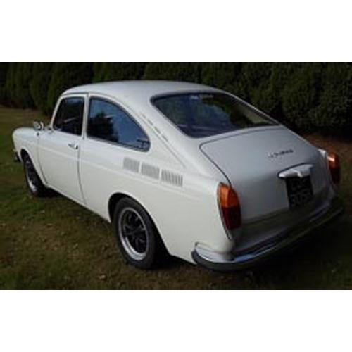 108 - 1971 Volkswagen Type 3 Fastback Registration No: CDP 305K...