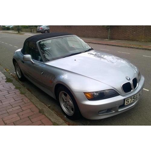 110 - 1999 BMW Z3 Registration No: S756 NLW...