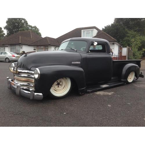 132 - 1947 Chevrolet Pick Up Registration No: 560 YUX...