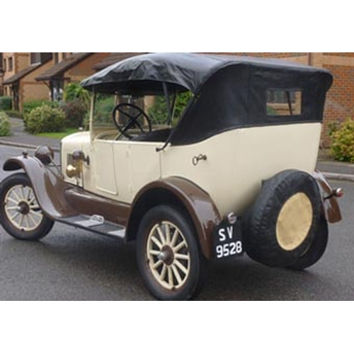 136 - 1926 Ford Model T Registration No: SV 9528...