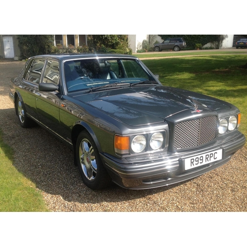 137 - 1998 Bentley Turbo RT Olympian Registration No: R99 RPC...