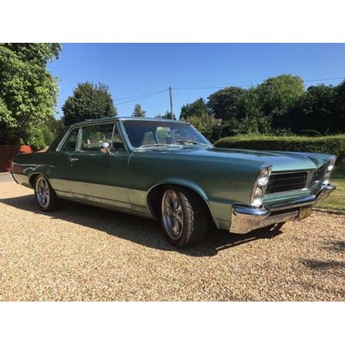 144 - 1965 Pontiac Tempest...