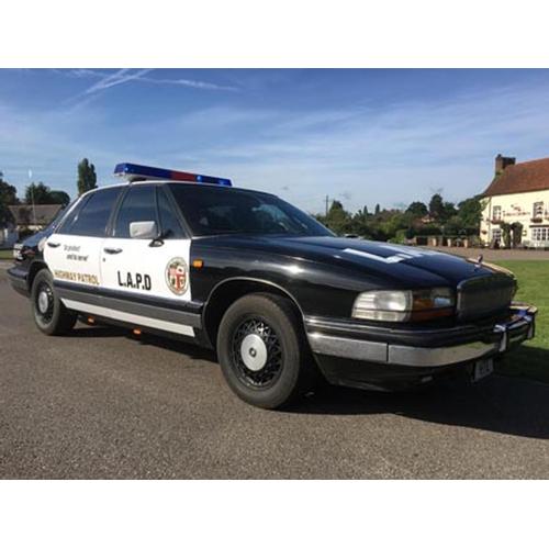148 - 1991 Buick Park Avenue Registration No: N529 HTE...