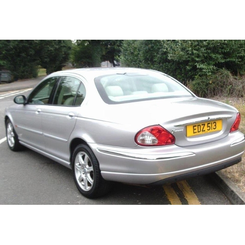 150 - 2002 Jaguar X-Type Registration No: KW02 RVR...