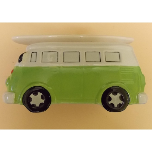 326 - VW Camper Van Money Box...