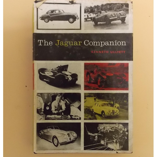 331 - The Jaguar Companion Book...