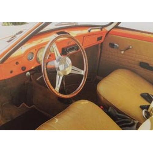 115 - 1967 Volkswagen Karmann Ghia Registration No: GRF 73E...