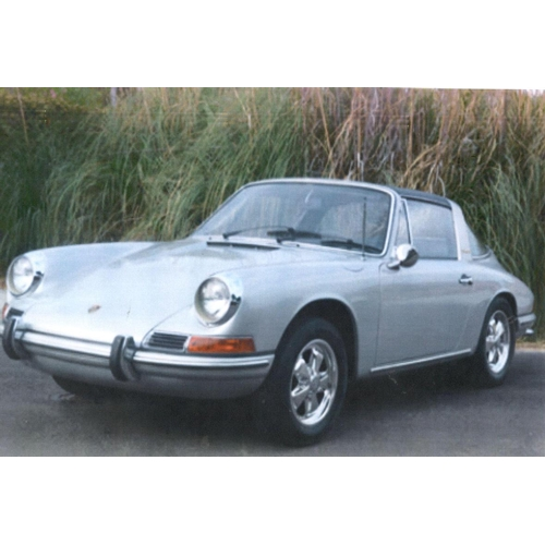 127 - 1967 Porsche 912 SWB Targa Registration No: KCK 451F...