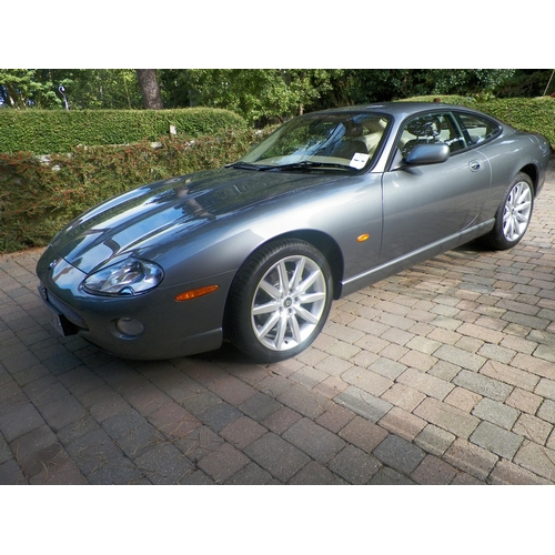 139 - 2005 Jaguar XK8 Coupe Registration No: GJ05GPX...
