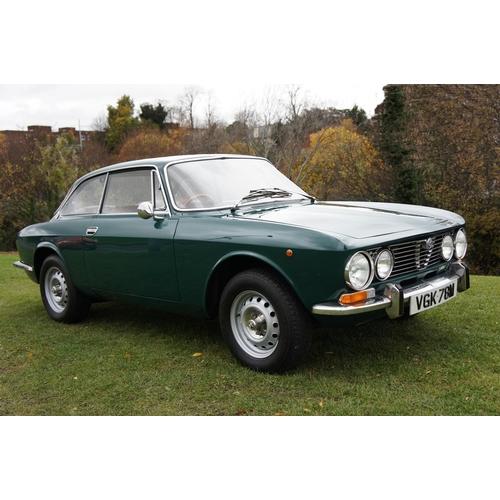 1974 Alfa Romeo GTV 2000 Registration No: VGK 78M