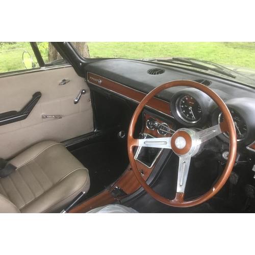 1970 Alfa Romeo 1750 GTV Series 1