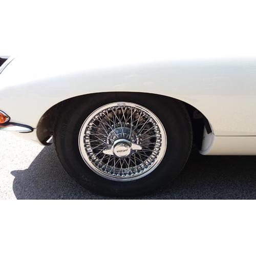 115 - 1962 Jaguar E-Type 3.8 S1 Roadster Registration No: 718 WK...