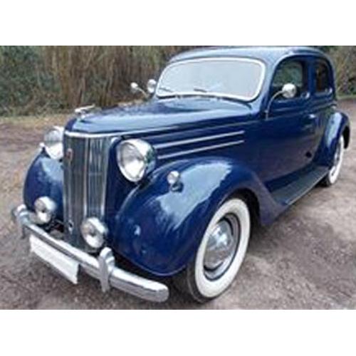 123 - 1950 FORD PILOT V8 REGISTRATION NO: TBA...