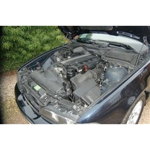 149 - 2002 BMW E39 525 LIMITED EDITION AUTOMATIC REGISTRATION NO: LD52 NCN...