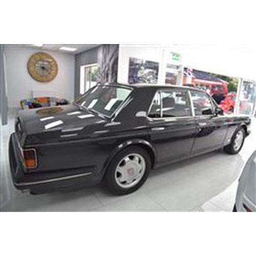 135 - 1991 BENTLEY TURBO R REGISTRATION NO: H930 YYY...