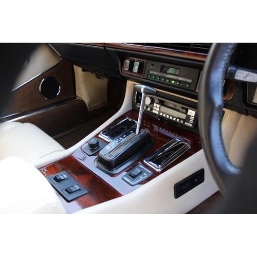 122 - 1987 JAGUAR XJS HE V12 REGISTRATION NO: E254 KYR...