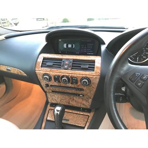 119 - 2005 BMW 650 SPORT COUPE REGISTRATION NO: YAZ 8841...